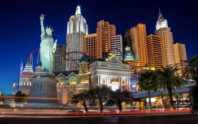 Top 20 things to do in Las Vegas: The New York-New York Hotel and Casino