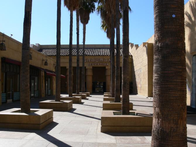 Top 20 things to do in Los Angeles: Grauman's Egyptian Theatre