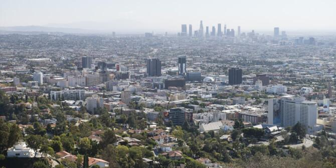 Top 20 things to do in Los Angeles: View of Los Angeles from the Runyon Canyon Park