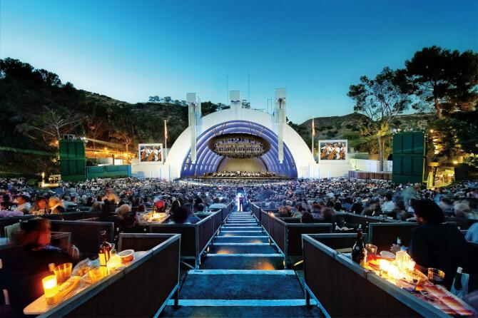 Top 20 things to do in Los Angeles: The Hollywood Bowl