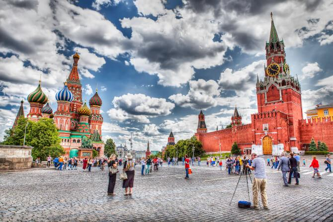 Top 20 things to do in Moscow: Red Square