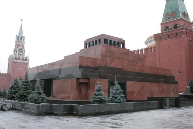 Top 20 things to do in Moscow: Lenin's Mausoleum