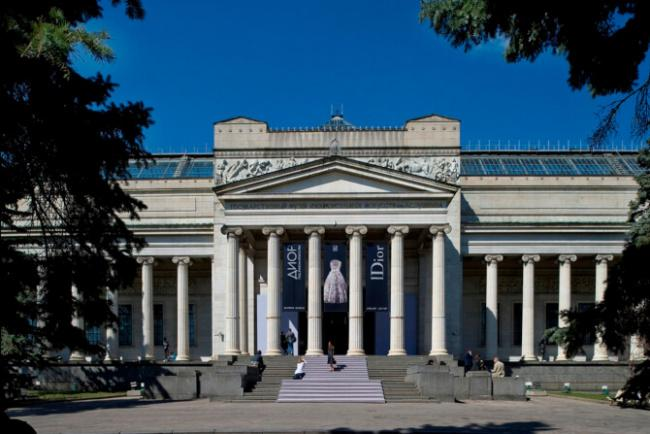 Top 20 things to do in Moscow: Pushkin Museum of Fine Arts
