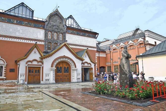 Top 20 things to do in Moscow: Tretyakov Gallery