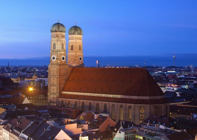 Top 20 things to do in Munich: Frauenkirche