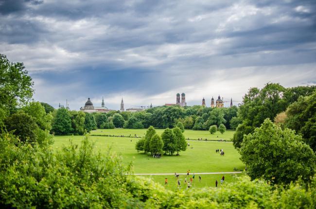 Top 20 things to do in Munich: Englischer Garten