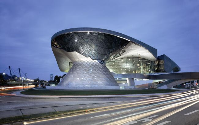Top 20 things to do in Munich: Exterior of the BMW Welt