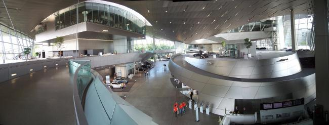 Top 20 things to do in Munich: Interior of the BMW Welt