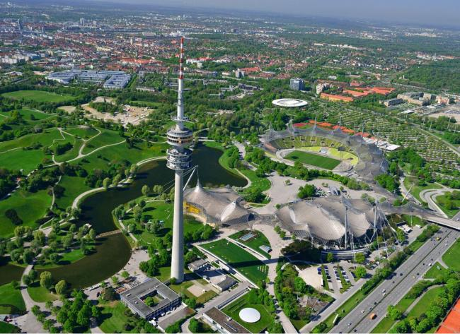 Top 20 things to do in Munich: Olympiapark