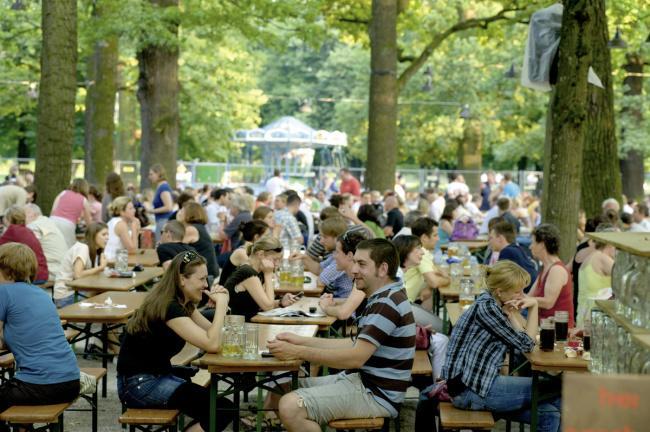 Top 20 things to do in Munich: Hirschgarten