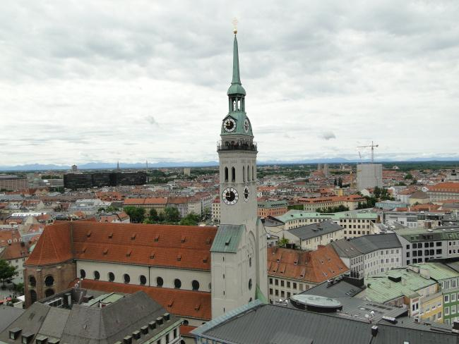 Top 20 things to do in Munich: St. Peter's Church