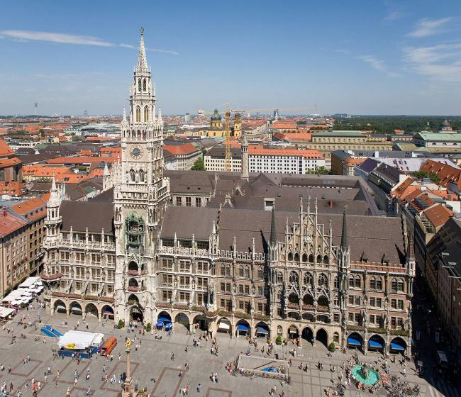 Top 20 things to do in Munich: New Town Hall