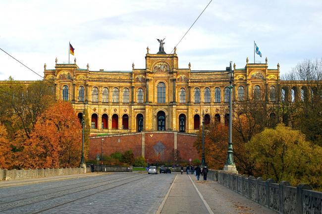 Top 20 things to do in Munich: Maximilianeum