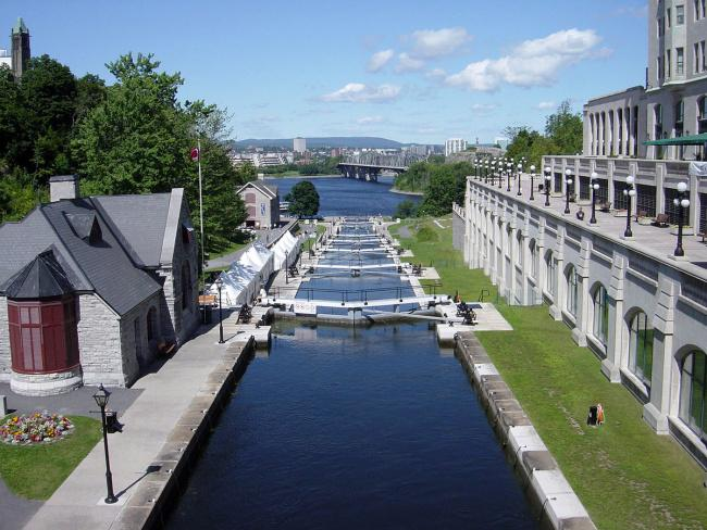 Top 20 things to do in Ottawa: Rideau Canal