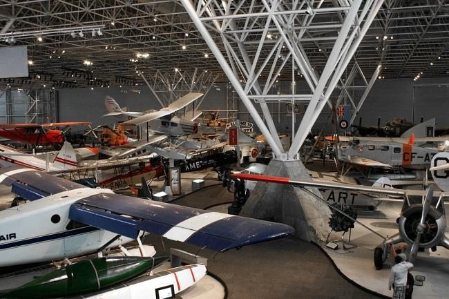 Top 20 things to do in Ottawa: Canada Aviation and Space Museum