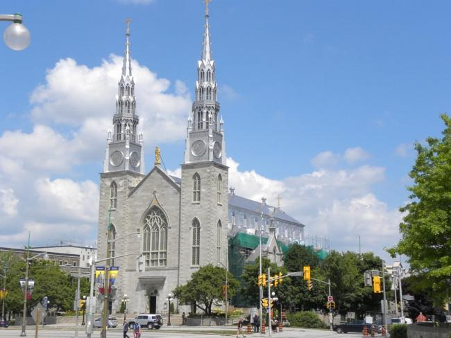 Top 20 things to do in Ottawa: Notre-Dame Cathedral Basilica