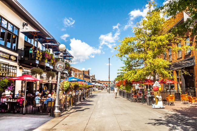 Top 20 things to do in Ottawa: ByWard Market