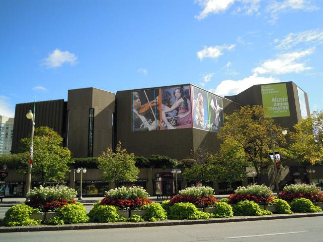 Top 20 things to do in Ottawa: National Arts Centre