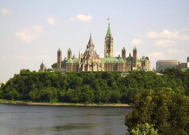 Top 20 things to do in Ottawa: Parliament Hill
