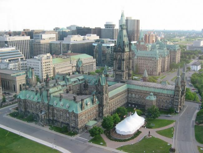 Top 20 things to do in Ottawa: West Block