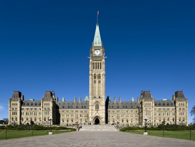 Top 20 things to do in Ottawa: Centre Block and the Peace Tower