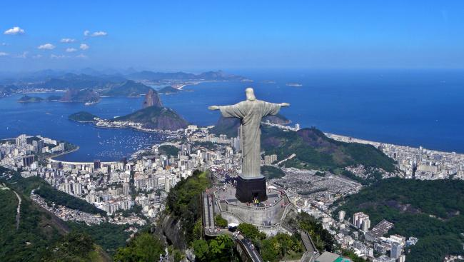 Top 20 things to do in Rio de Janeiro: Christ the Redeemer