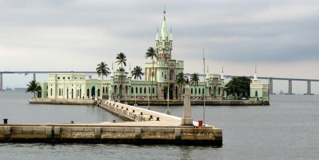 Top 20 things to do in Rio de Janeiro: Ilha Fiscal