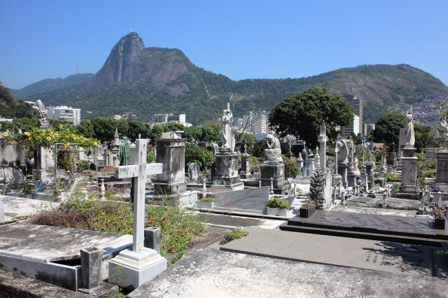 Top 20 things to do in Rio de Janeiro: Cemitério de São João Batista