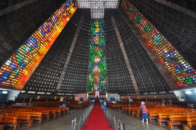 Top 20 things to do in Rio de Janeiro: Rio de Janeiro Cathedral