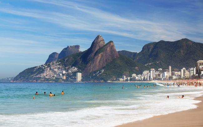 Top 20 things to do in Rio de Janeiro: Ipanema Beach