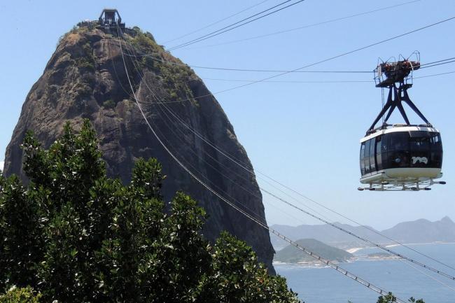 Top 20 things to do in Rio de Janeiro: Sugarloaf Mountain