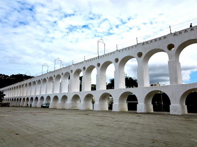 Top 20 things to do in Rio de Janeiro: Carioca Aqueduct