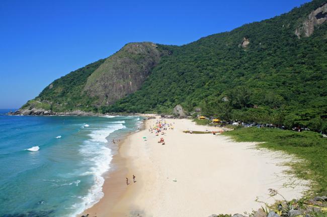 Top 20 things to do in Rio de Janeiro: Prainha