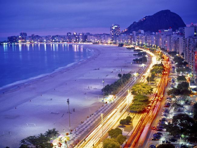 Top 20 things to do in Rio de Janeiro: Copacabana Beach