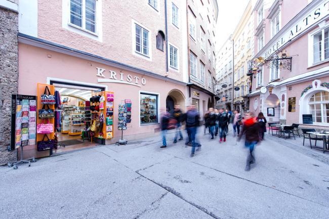 Top 20 things to do in Salzburg: Judengasse