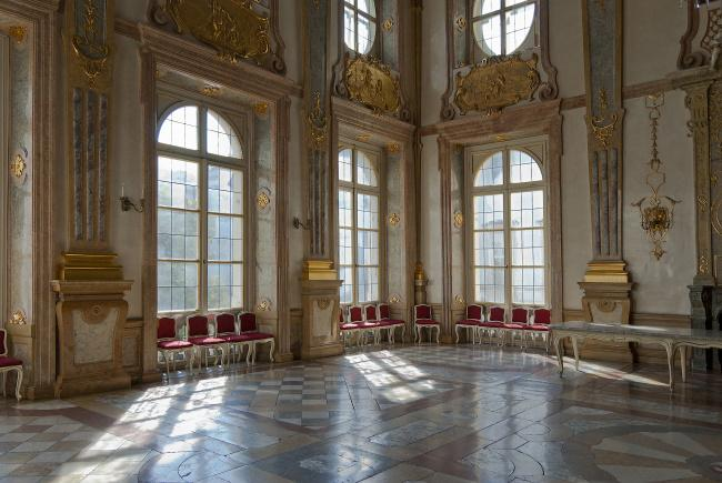 Top 20 things to do in Salzburg: The Marble Hall of Mirabell Palace