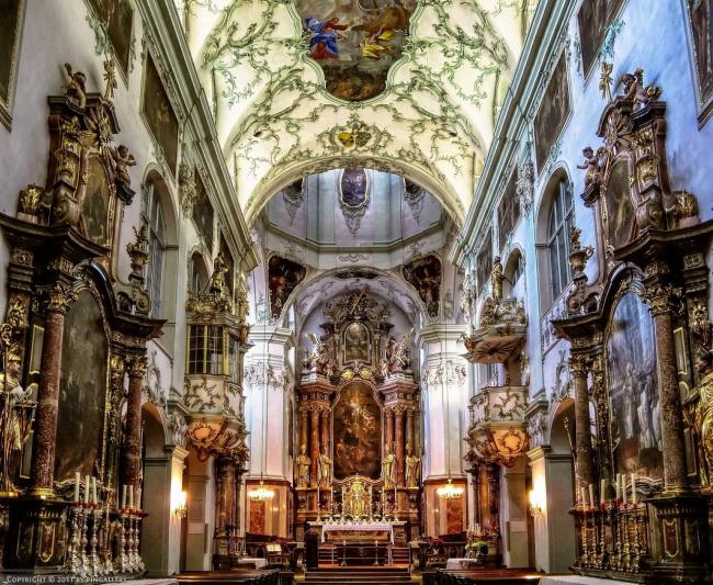 Top 20 things to do in Salzburg: St. Peter's Abbey