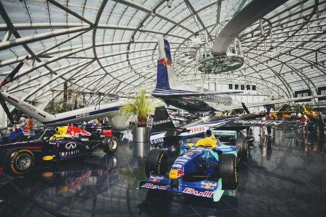 Top 20 things to do in Salzburg: Inside Hangar-7
