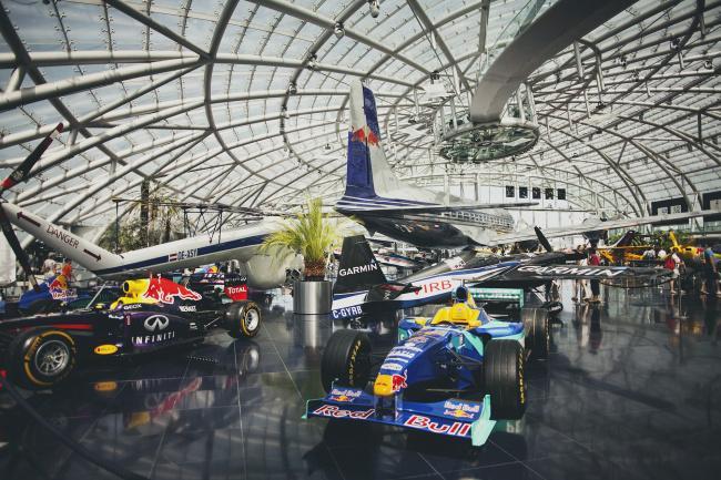 Top 20 things to do in Salzburg: Inside Hangar-7