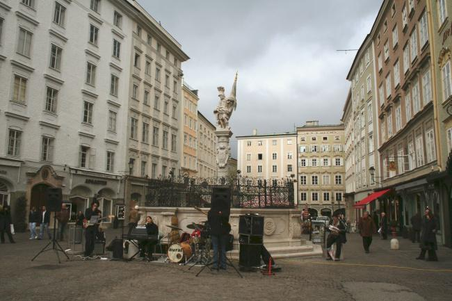 Top 20 things to do in Salzburg: Alter Markt