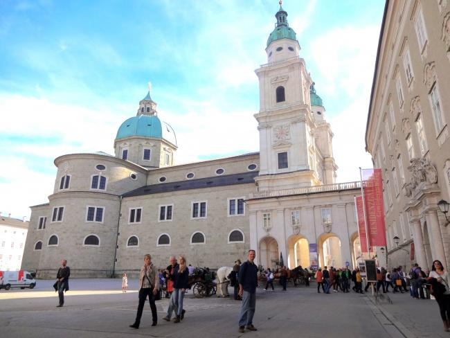 Top 20 things to do in Salzburg: Salzburg Cathedral