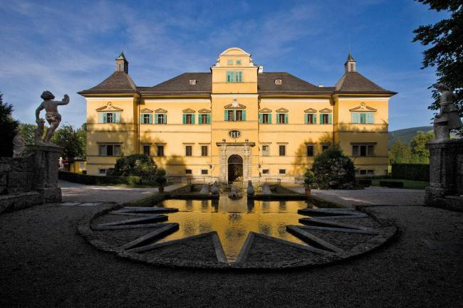 Top 20 things to do in Salzburg: Hellbrunn Palace