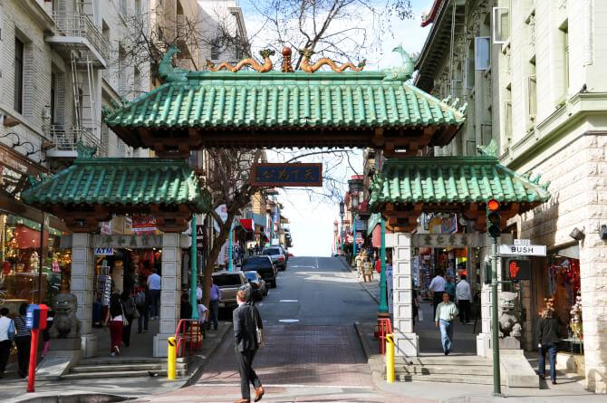 Top 20 things to do in San Francisco: The Chinatown of San Francisco
