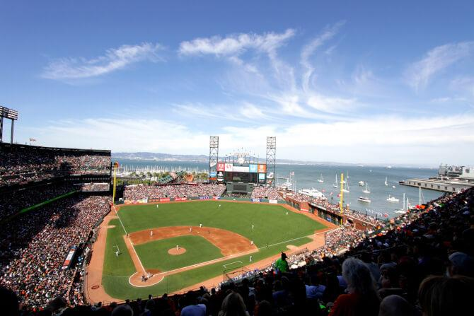 Top 20 things to do in San Francisco: AT&T Park