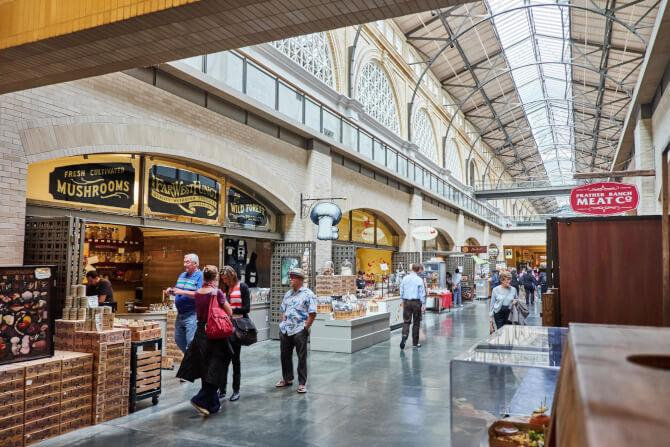 Top 20 things to do in San Francisco: Ferry Building Marketplace