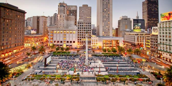 Top 20 things to do in San Francisco: Union Square