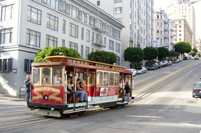 Top 20 things to do in San Francisco: The Cable Cars of San Francisco