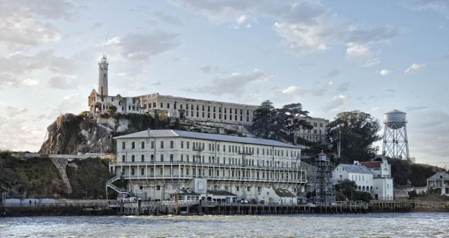 Top 20 things to do in San Francisco: The prison island of Alcatraz