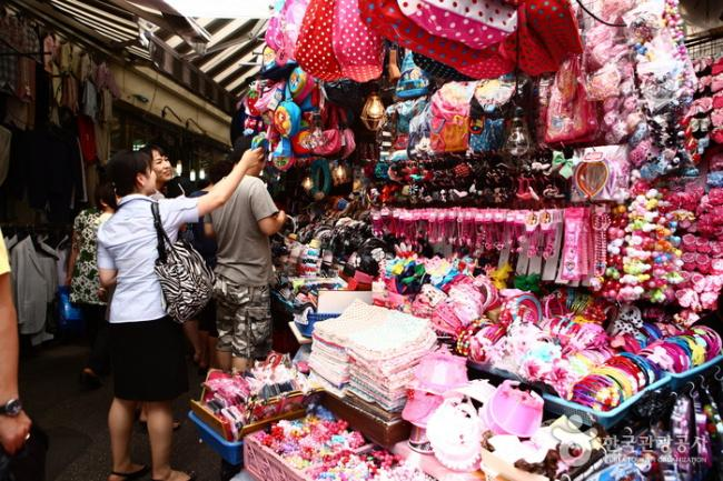 things to do in seoul:Namdaemun Market