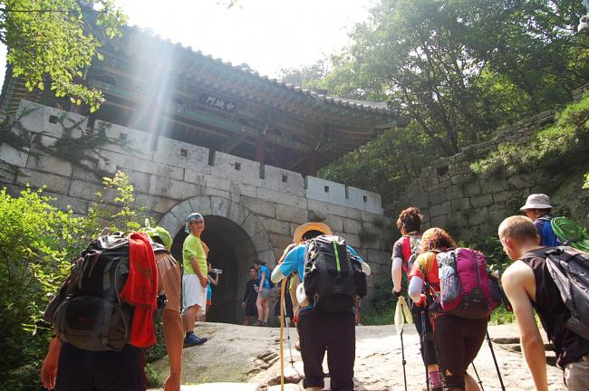 things to do in seoul:Bukhansan National Park